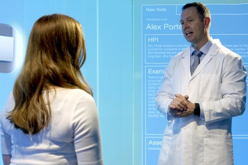 Nuance & Microsoft Team Up on Conversational AI for Doctors' Offices