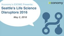 Immunotherapy, Global Health & More At Seattle's Life Sci Disruptors