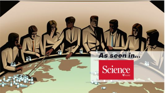 Science Magazine: How to vaccinate the world