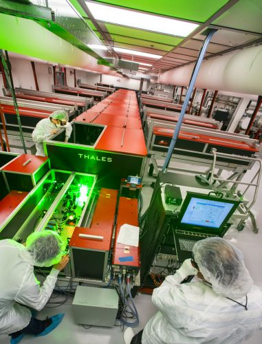 LaserNetUS High-Power Laser Consortium, Including Berkeley Lab, Receives $18M From the U.S. DOE