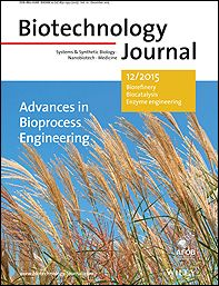 Cover Picture: Biotechnology Journal 12/2015