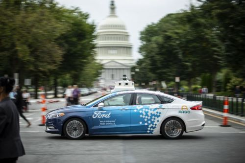 Toyota, Ford, GM, and SAE Form Automated Vehicle Safety Consortium