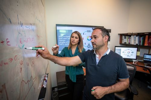 Machine Learning Takes on Synthetic Biology: Algorithms Can Bioengineer Cells for You