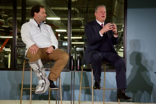 Al Gore: Coming Tech Revolution Could Take More Jobs Than It Makes