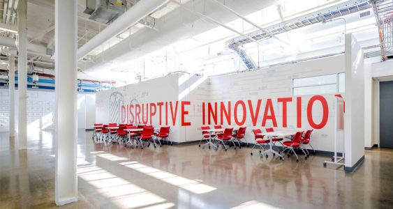 JLabs' Luby Takes the Reins at TMC Innovation Institute in Houston