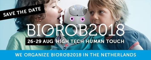 BioRob 2018: Call for Papers and Workshops
