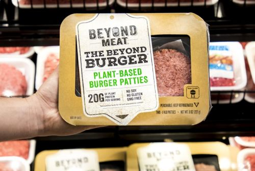 Beyond Meat's IPO Bags $241M to Make Plant-Based Burgers Mainstream