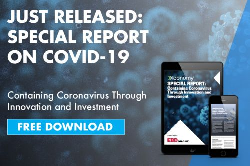 Xconomy Releases Coronavirus Special Report on Containing the Pandemic Through Innovation & Investment